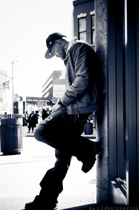 photoblog image Lean